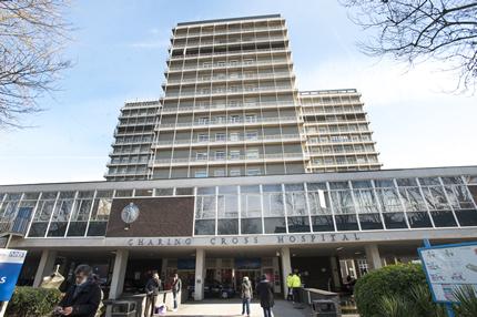 Charing Cross Hospital II